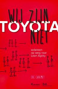 Wij zijn Toyota niet